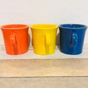 Fiesta Kitchen - Fiesta Mugs | NEW | Set of 3